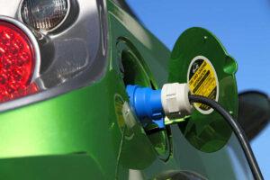 hybride auto opladen