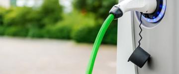elektrische auto opladen met laadpaal oplaadpunten