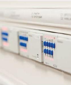 Domotica installatie - KNX-systeem