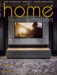 Domotica systeem - Home Emotion Magazine