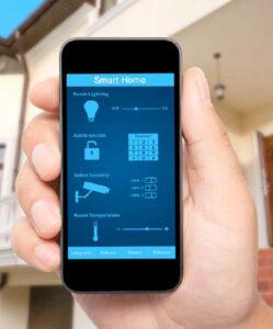 Inbraakbeveiliging - Smart Home