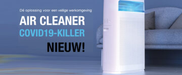 AIR CLEANER - Covid19-killer
