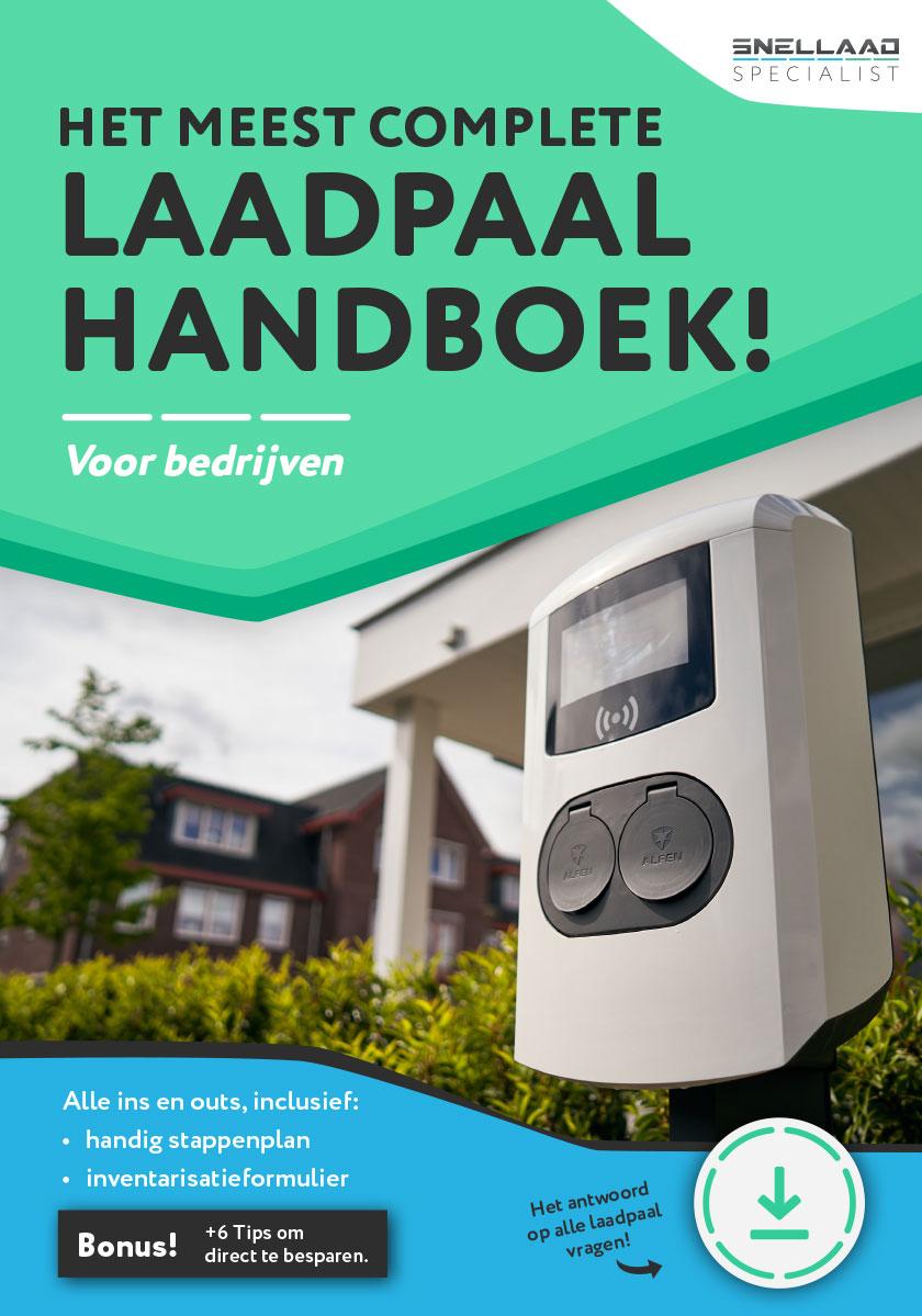 laadpaal handboek