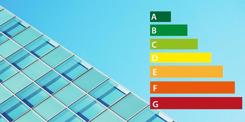 Energielabel C voor kantoren